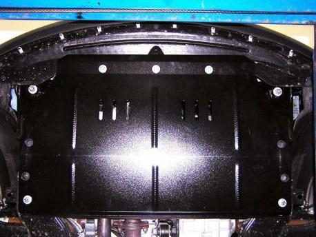 Фото Защита двигателя Lincoln MKX 2006- Кольчуга