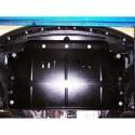 Защита двигателя Lincoln MKX 2006- Кольчуга