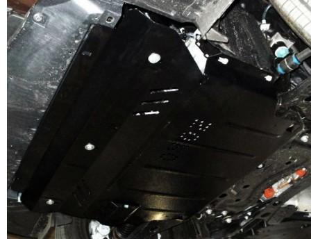 Фото Защита двигателя Mazda 3 2009-2013 Кольчуга