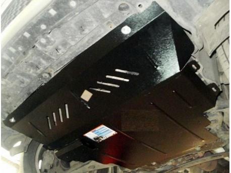 Фото Защита двигателя Mazda 5 2005-2010 Кольчуга