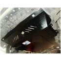 Защита двигателя Mazda 5 2005-2010 Кольчуга