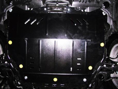 Фото Защита двигателя Mazda 6 2007-2013 Кольчуга