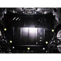 Защита двигателя Mazda 6 2007-2013 Кольчуга