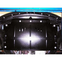 Защита двигателя Mazda CX7 2006-2012 Кольчуга