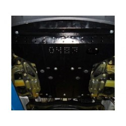 Защита двигателя Mercedes Sprinter кроме 4x4 2013- Кольчуга