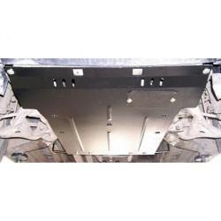 Защита двигателя Mercedes Vito W639, W639 2003- Кольчуга
