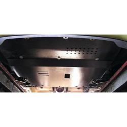 Защита двигателя Mitsubishi Colt 2004-2009, 2009-2012 Кольчуга