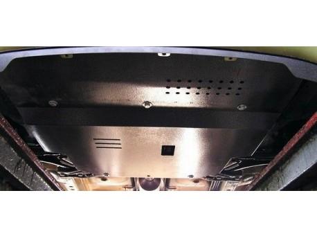 Фото Защита двигателя Mitsubishi Colt 2004-2009, 2009-2012 Кольчуга