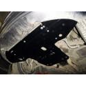 Защита двигателя Audi A8 V-3.0 Tdi 2002-2010 Кольчуга ZiPoFlex