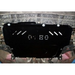 Защита двигателя BYD F0 2008- Кольчуга