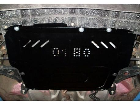 Фото Защита двигателя BYD F0 2008- Кольчуга