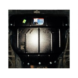 Защита двигателя BYD F6 2007-2012 Кольчуга