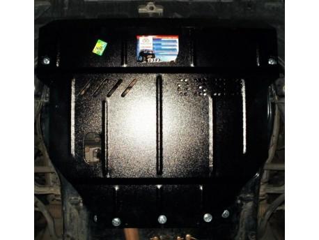 Фото Защита двигателя BYD F6 2007-2012 Кольчуга