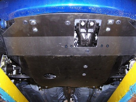Фото Защита двигателя Chery Elara 2006-2011 Кольчуга