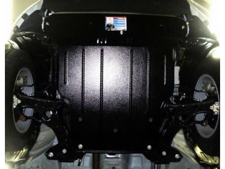 Фото Защита двигателя Chery Tiggo 2012-2015 Кольчуга