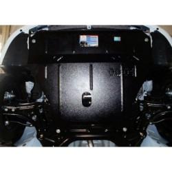 Защита двигателя Chevrolet Aveo 2002-2012 Кольчуга