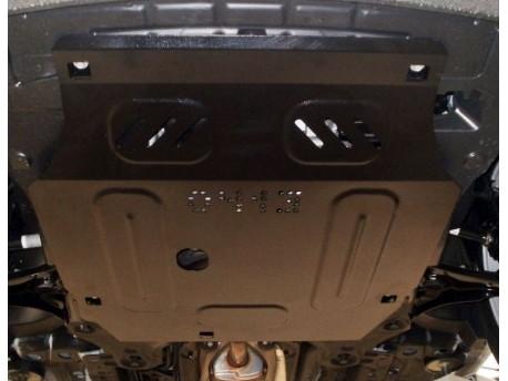 Фото Защита двигателя Chevrolet Aveo 2012-2015 Кольчуга