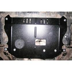 Защита двигателя Chevrolet Captiva 2006-2011 Кольчуга