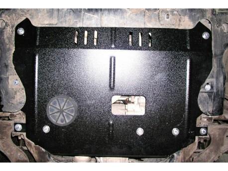 Фото Защита двигателя Chevrolet Captiva 2006-2011 Кольчуга