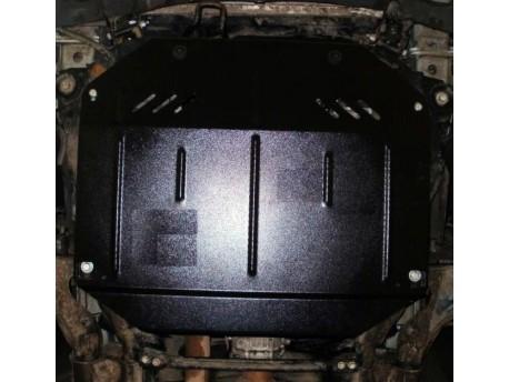 Фото Защита двигателя Chevrolet Captiva 2011-2015 3.0 Кольчуга