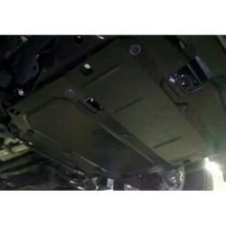 Защита двигателя Chevrolet Captiva 2011-2015 2.2D Кольчуга
