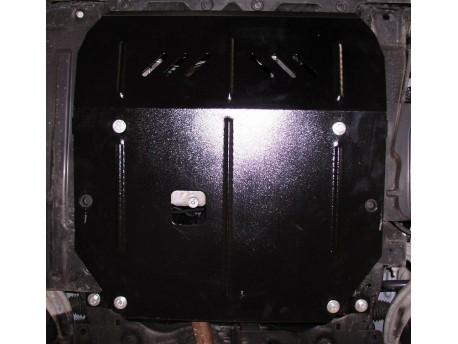 Фото Защита двигателя Chevrolet Cruze 2009-2011 дизель Кольчуга