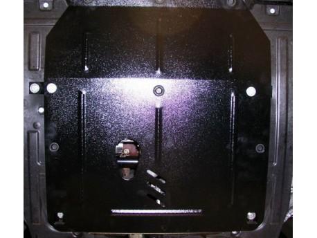 Фото Защита двигателя Chevrolet Cruze 2011- дизель Кольчуга