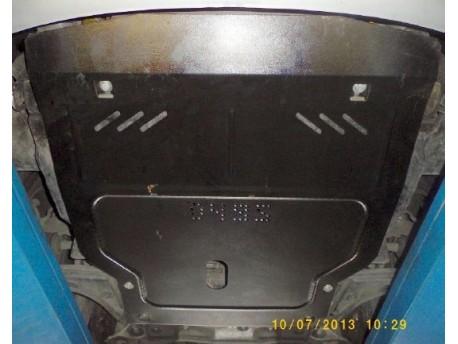 Фото Защита двигателя Chevrolet Lacetti 2004-2013 Кольчуга