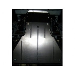 Защита двигателя Chevrolet Niva 2002- Кольчуга