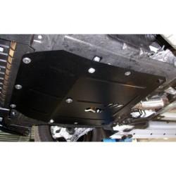 Защита двигателя Chevrolet Orlando 2011- Кольчуга