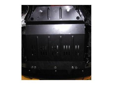 Фото Защита двигателя Citroen Berlingo 2004-2011 Кольчуга