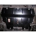 Защита двигателя Citroen Berlingo 2008- Кольчуга