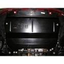 Защита двигателя Citroen C3 Picasso 2009-2015 Кольчуга