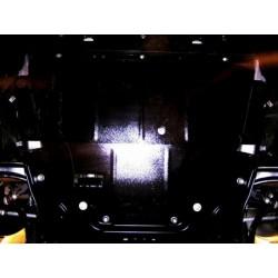 Защита двигателя Citroen C4 2004-2010 Кольчуга