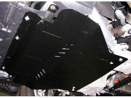Фото Защита двигателя Citroen C5 2008-2015 Кольчуга