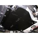 Защита двигателя Citroen C5 2008-2015 Кольчуга