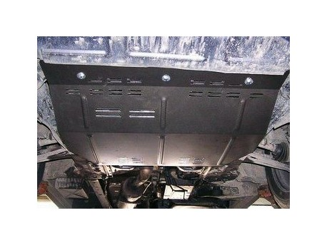 Фото Защита двигателя Citroen C8 2002-2008 Кольчуга
