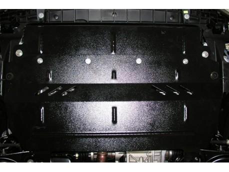 Фото Защита двигателя Citroen DS3 2010- Кольчуга