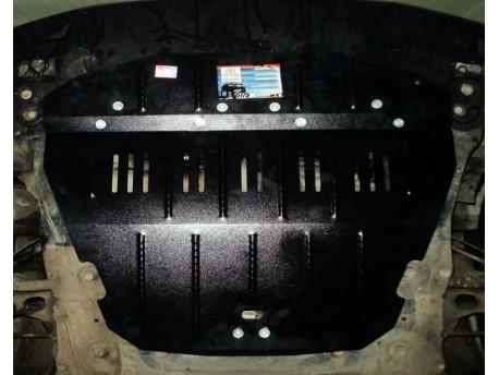 Фото Защита двигателя Citroen Jumpy 1994-2006 2.0 HDI Кольчуга