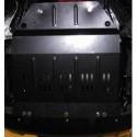 Защита двигателя Citroen Xsara 2001-2004 Кольчуга