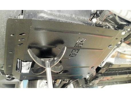 Фото Защита двигателя Dodge Caliber 2011-2015 Кольчуга