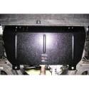 Защита двигателя Fiat 500 2007- Кольчуга