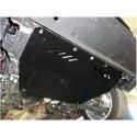 Защита двигателя Fiat 500 L 2012- Кольчуга
