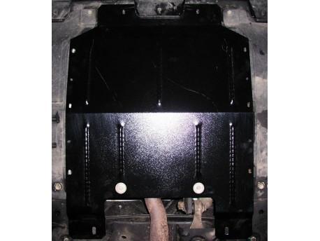 Фото Защита двигателя Fiat Bravo 2007- Кольчуга