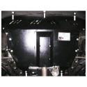 Защита двигателя Fiat Doblo 2001-2014 Кольчуга