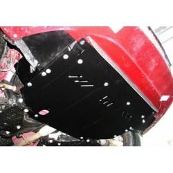 Защита двигателя Fiat Grande Punto 2009-2013 V-1.3 D дизель Кольчуга