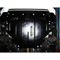 Защита двигателя Fiat Grande Punto 2010-2013 Кольчуга