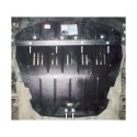 Защита двигателя Fiat Scudo 1994-2007 кроме 2.0 HDI Кольчуга