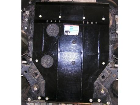 Фото Защита двигателя Fiat Sedici 2006- Кольчуга
