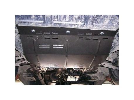 Фото Защита двигателя Fiat Ulysse 2002-2010 Кольчуга